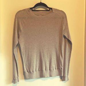 3/$25 - TNA Greyish-purple Sweater